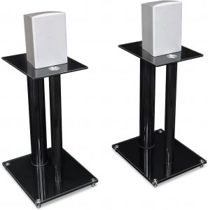 surround speakers stands