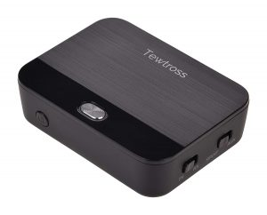 tewtross bluetooth transmitter for tv