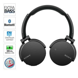 Sony MDR-XB650BT Wireless headphones